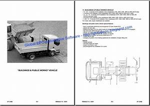 Global Epc Automotive Software  Renault Midlum Workshop