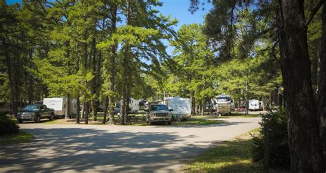nce place grand haven campground    campground