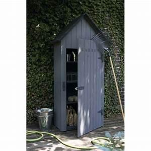 Armoire De Terrasse : armoire de jardin en bois wissant forest style naturel m leroy merlin garden ~ Farleysfitness.com Idées de Décoration