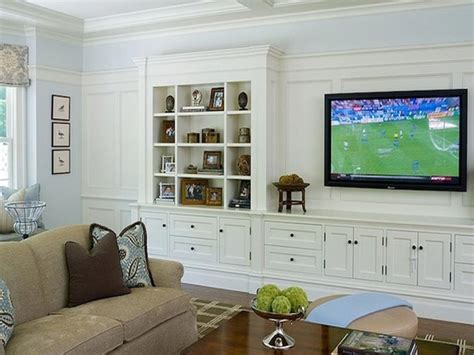 Living Room Shelves Cabinets by Living Rooms Wall Media Unit Built In Cabinets Shelves