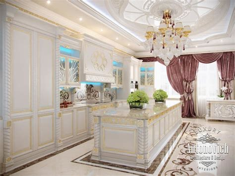 kitchens dubai from antonovich design