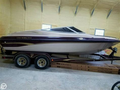 Crownline Boats For Sale New Hshire by Crownline 202 Br Boats For Sale Boats