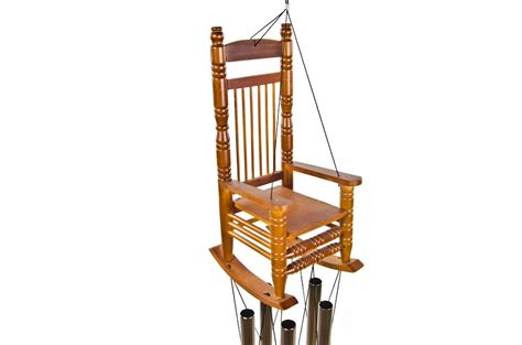 Cracker Barrel Rocking Chair Wind Chime by Mezco S Psycho Mega Scale Roto Plush Takes A Bite