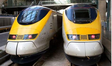 french customs staff strike  brexit plan sparking eurostar delays wadnews