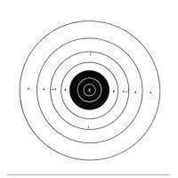 90020 Enforcement Targets Coupon by Enforcement Targets B 8 25 Yard Timed And Rapid