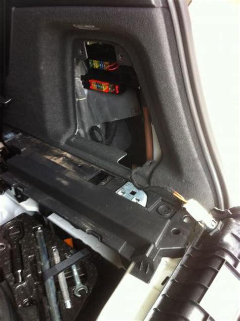 Audi Q5 Interior Wiring by 2011 Q7 Trailer Hitch Install Audiworld Forums