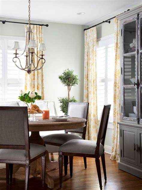 plantation shutters with curtains decorating