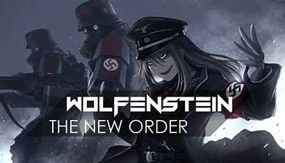 Wolfenstein Order Wallpapers Boom Pc Remix Games