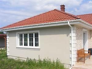 Galeria domów z użyciem Sztukaterii elewacyjnej