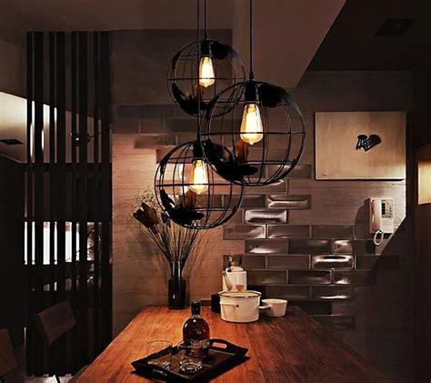 modern global earth shape lustre pendant lights living