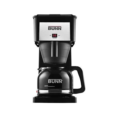 Bunn coffee makers are the best of the coffee makers and considering the fact that they provide the best service years to come and the smooth functionality a bunn coffee maker provides; BUNN GRB Velocity Brew 10 Cup Home Coffee Maker Review 2020 - Beaniecoffee.com