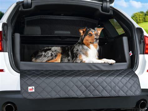 hunde auto kofferraumbett audi