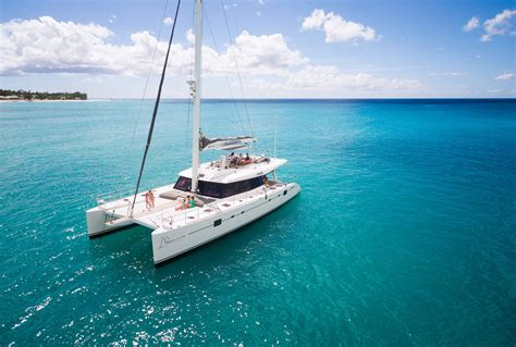 Catamaran In Barbados by Seaduced Barbados Seaduced Luxury Charters