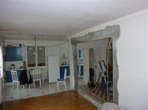 ouverture mur cuisine salon ouverture mur cuisine salon 1 appartement annecy le