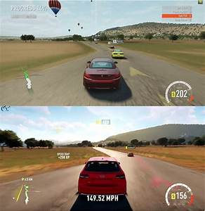 Forza Horizon Xbox 360 : forza horizon 2 xbox one vs xbox 360 comparison shows two great versions mandatory ~ Medecine-chirurgie-esthetiques.com Avis de Voitures