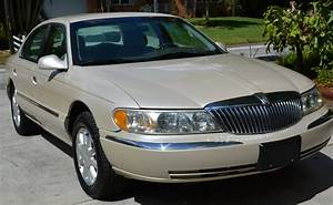 Picture Of 2000 Lincoln Continental 4 Dr Std Sedan  Exterior