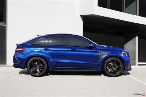 Future Mercedes Gle by Modified Mercedes Gle63 Amg Coupe C292 Side