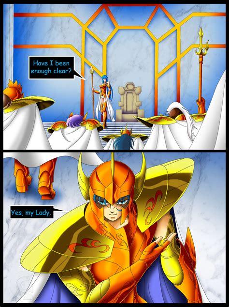 Saint Seiya Atlantis - Chapter 3 : Division   Fancomics by ...