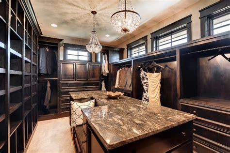 home master closet transitional closet