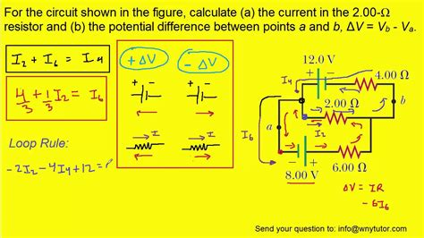 For The Circuit Shown Figure Calculate