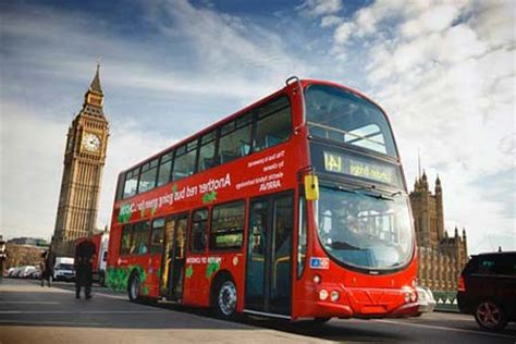 Экскурсионный автобус Big Bus Лондон для самостоятельных