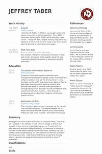 courier resume samples visualcv resume samples database With courier resume