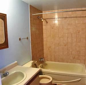 Relooking Salle De Bain Avant Apres : relooking de salle de bain petit prix salle de bain ~ Zukunftsfamilie.com Idées de Décoration