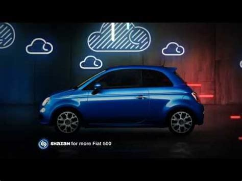 Fiat 500 Ad by Fiat 500 Colour Therapy Tv Ad