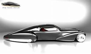 Chip Foose Best Designs Cool Futuristic Concepts With A Retro Twist I Like To