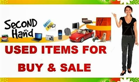 Buysell Used(second Hand) Items(products)salebuy Used