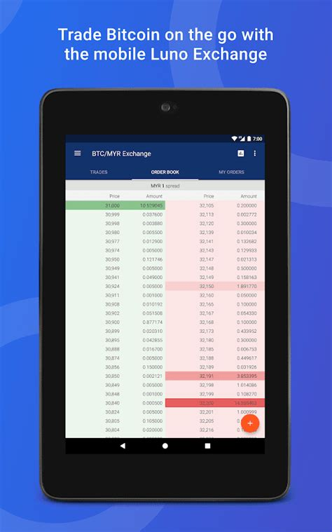 The platform supplies users with features such as advanced charting, api access for automated trading luno offers a custodial bitcoin wallet for ios and android that can be paired to your luno account. Luno Bitcoin Wallet - Android Apps on Google Play
