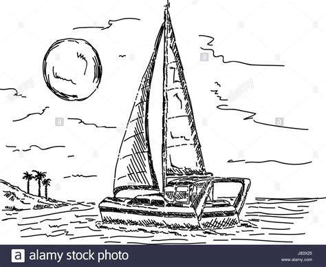 Boat Drawing Outline by Ship Outline Drawing Www Pixshark Images Galleries