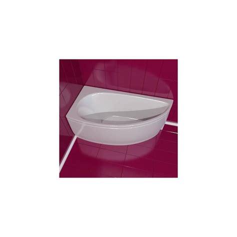 baignoire asym 233 trique 150 baignoire acrylique d angle