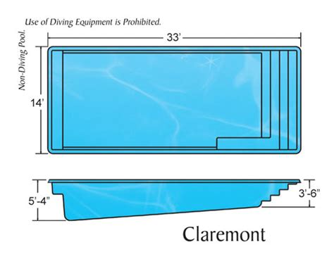 swimming pool dimensions rectangular pool designs styles ideas in dc md va