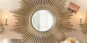 Best sunburst mirrors in decorative small and