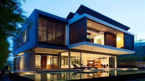 Modern Japanese House Singapore Modern House Design, West
