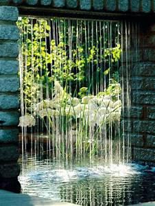 Fontaine A Eau Exterieur : mur d eau jardin fontaine pour bassin exterieur fontaine ~ Dailycaller-alerts.com Idées de Décoration