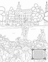 Hamilton Coloring Alexander Pages Anthony Printable Books Getcolorings sketch template