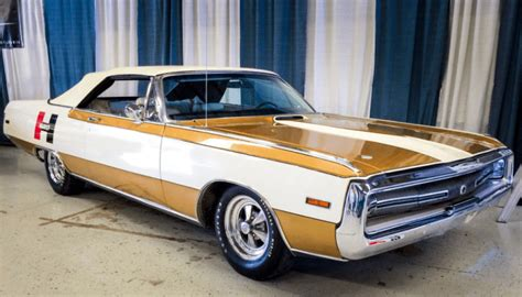 1970 Chrysler 300 Convertible For Sale by The Only One Convertible 1970 Chrysler 300 Hurst Cars