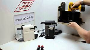 Kaffeemaschine Für Wohnmobil : einbau halterung nespresso pixie inissia aeroccino 3 milk ~ Jslefanu.com Haus und Dekorationen