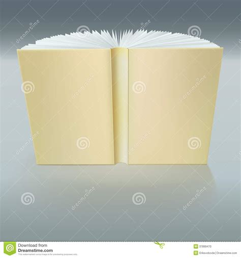 standing open book  pages stock photo image