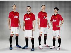 Manchester United New Home Kit 20122013 Manchester