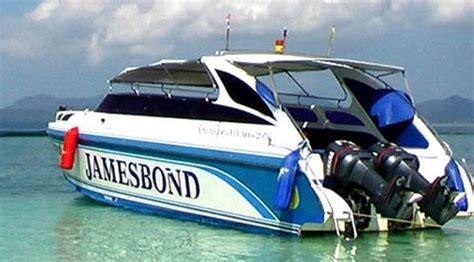 speed boat rental pattaya thailand