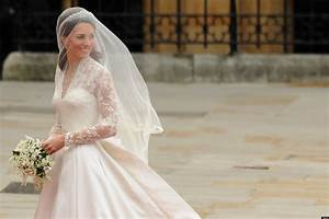 Modern Royal Wedding Dresses: Kate Middleton, Princess Madeleine Among Our Favourites (PHOTOS)