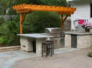 gallery kitchen ideas outdoor kitchen