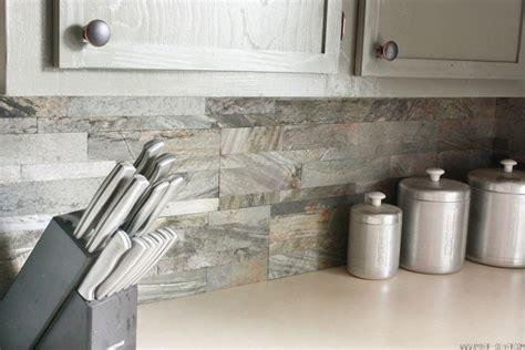 Kitchen Backsplash How To Install by Diy Backsplash How To Install Peel And Stick Backsplash