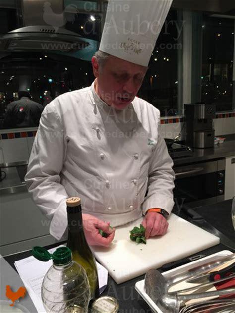 cours cuisine lenotre cours de cuisine lenôtre pavillon élysée