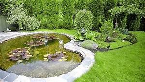 Teich Im Garten : frostschutz teich so kommt ihr gartenteich gut durch den ~ Lizthompson.info Haus und Dekorationen