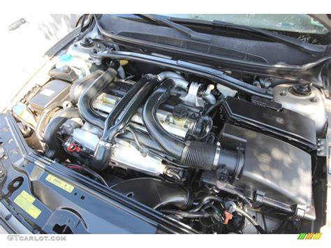 2005 volvo s80 t6 2 9 liter twin turbocharged dohc 24