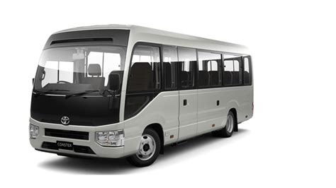 car pictures list  toyota coaster    seater